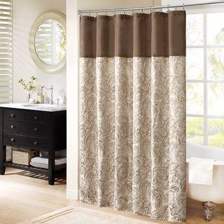 Madison Park Augustina Shower Curtain