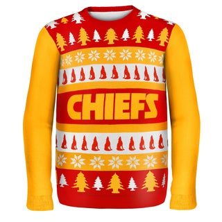 Kansas City Chiefs One Too Many Ugly Sweater