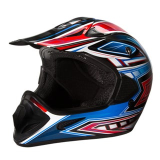 Off Road Helmet with Graphic