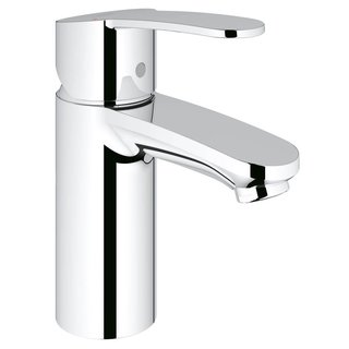Grohe Starlight Chrome Eurostyle Cosmopolitan OHM Smooth Body Bathroom Faucet