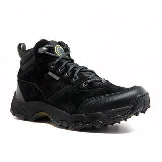 Icebug Men's 'Creek2' Black BUGrip Athletic Shoes