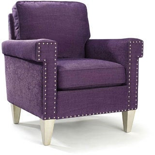 Purple Living Room Chairs Overstock Shopping The Best Prices Online
