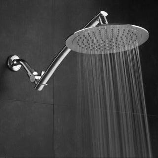 Aquagenix Razor Mega Size Rain Shower with Extension Arm