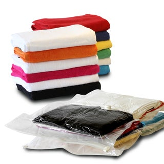 Storage's Finest Large Size Vacuum Space Saver Storage Bags (Pack of 5)