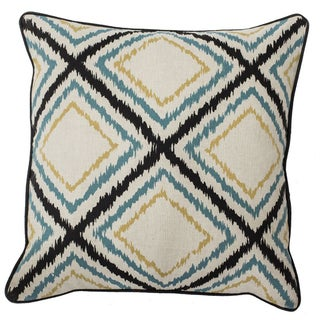 Dirna 22-inch Feather Filled Throw Pillow