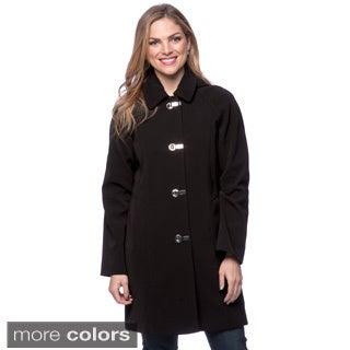 London Fog Women's Clip Coat