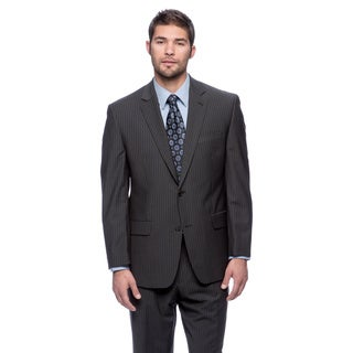 Michael Kors Grey Wool Suit
