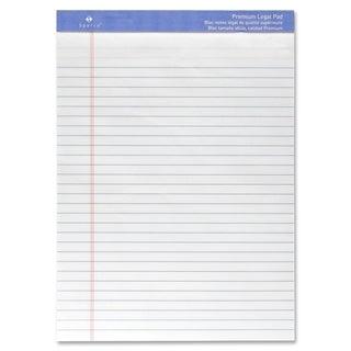 Sparco Premium-grade Letter Size Legal Pad