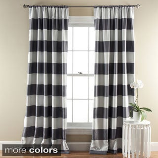 Curtains Ideas black and white striped curtains horizontal : Red Grey Striped Curtains - Best Curtains 2017