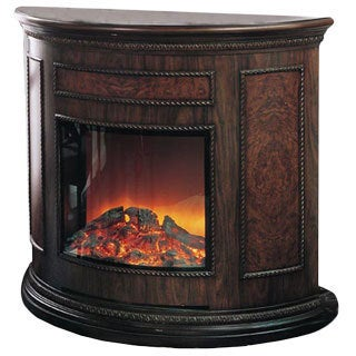 DF EFP180 Standalone Electric Fireplace