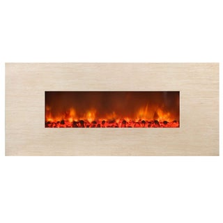 DF EFP600 Wall Mount Electric Fireplace
