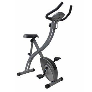 Sunny Health & Fitness Folding Upright Bike