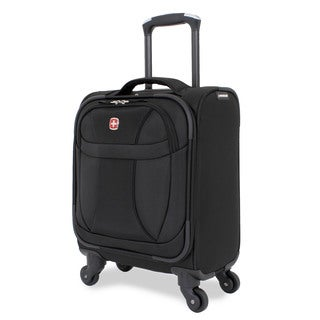 Wenger 15-inch Laptop Carry On Spinner Upright Suticase
