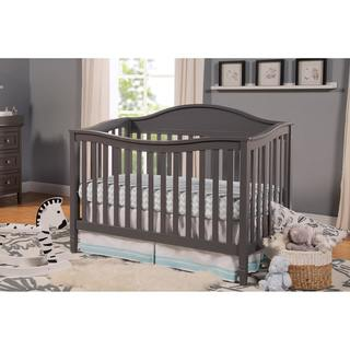 DaVinci Laurel 4-in-1 Convertible Crib with Toddler Bed Conversion