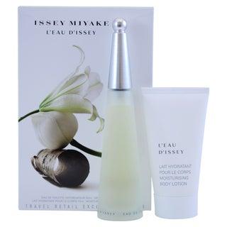 Issey Miyake L'Eau D'Issey Women's 2-piece Fragrance Set