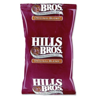 Hills Bros. Original 1.1-ounce Coffee Packets (Carton of 42)