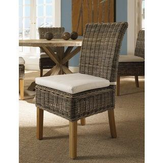 Boca Dining Chair Kubu With White Cushion