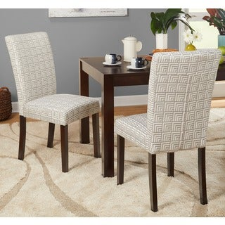 Simple Living Vinnie Parson Chair (Set of 2)