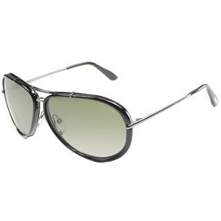 Tom Ford Unisex 'TF 109 Cyrille 08R' Aviator Sunglasses