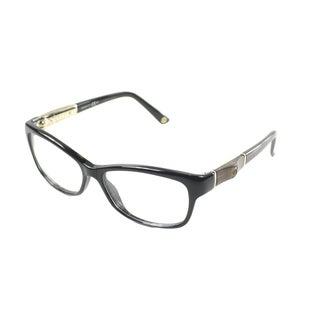 Gucci Women's GG 3673 4UA Black/ Bamboo Plastic Eyeglasses