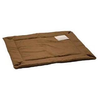 K&H Pet Products Self-Warming Crate Pad Mocha