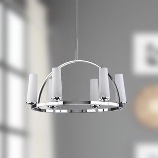 Safavieh Indoor 6-light Lunar Chrome Pendant
