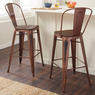 Assembled Bar Stools Overstock Shopping The Best