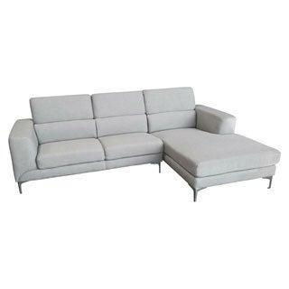 DG Casa Beige Chelsea Sectional Sofa