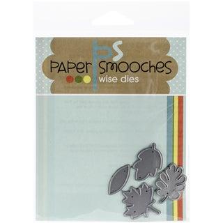Paper Smooches Die-Leaves 1