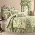 Colonial Williamsburg Grandiflora 4-piece Comforter Set