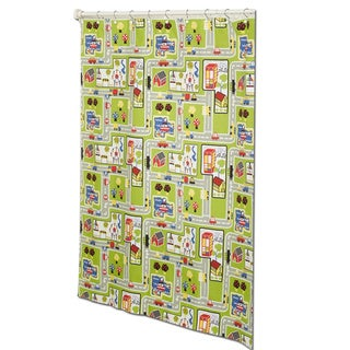 Our Town Kids' PEVA Playmat Shower Curtain
