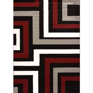 Cristall Andie Grey Area Rug (7'10 x 10'6)
