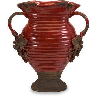 Chateau Handled Vase