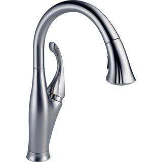 Delta Addison Single Handle Water Efficient Pull-down Kitchen Faucet