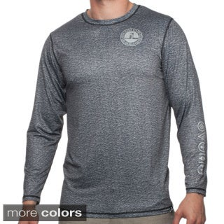 Just Live Men's 'Inspire' Long Sleeve Shirt