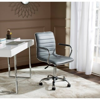 Safavieh Jonika Grey Desk Chair