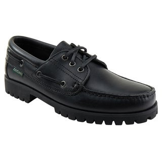 Men's Eastland Seville Black Leather