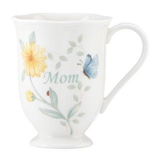 Lenox Butterfly Meadow Mom Sentiment Mug