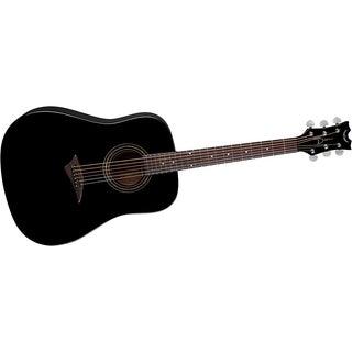 Dean AXS Dreadnought - Classic Black Acoustic Guitar