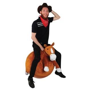 Waliki Toys Adult Plush Horse Hopper Ball