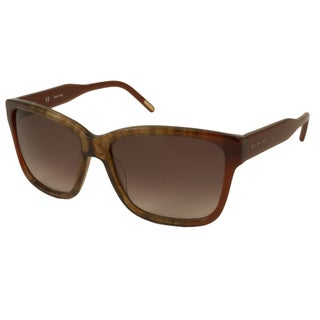 Givenchy Men's/ Unisex SGV813 Rectangular Sunglasses