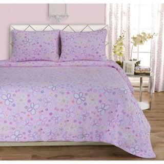 Amy 3-piece Cotton Quilt Set