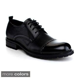 Arider 'Bulk-2' Men's Lace-up Vintage Oxford Casual Shoes