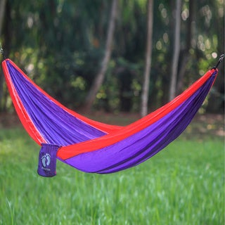 Hang Ten Parachute 'Tropics for HANG TEN' Hammock (Double) (Indonesia)
