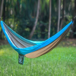 Hang Ten Parachute 'Forest for HANG TEN' Hammock (Double) (Indonesia)