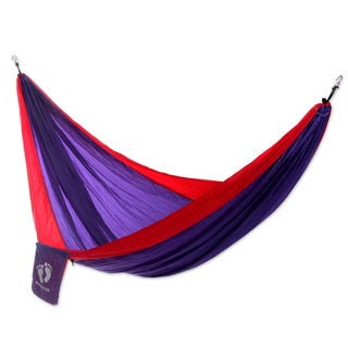 Hang Ten Parachute 'Tropics for HANG TEN' Hammock (Single) (Indonesia)