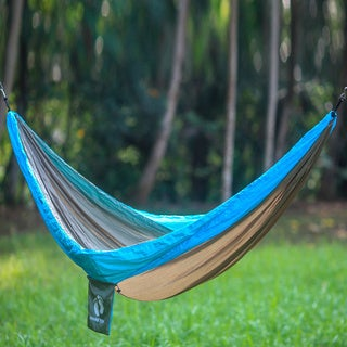 Hang Ten Parachute 'Hang Ten Forest' Hammock (Single) (Indonesia)