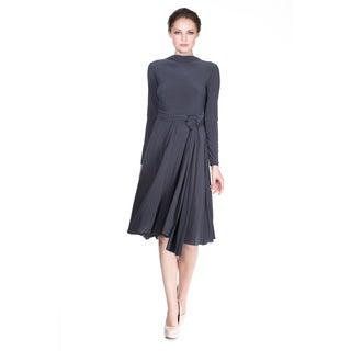 Von Ronen New York Women's 'Victoria' Convertible Back to Front Dress