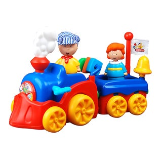 Imports Dragon Caillou Learning Train