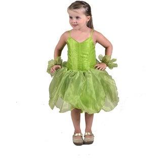 Sweetie Pie Girls Green Princess Costume Dress